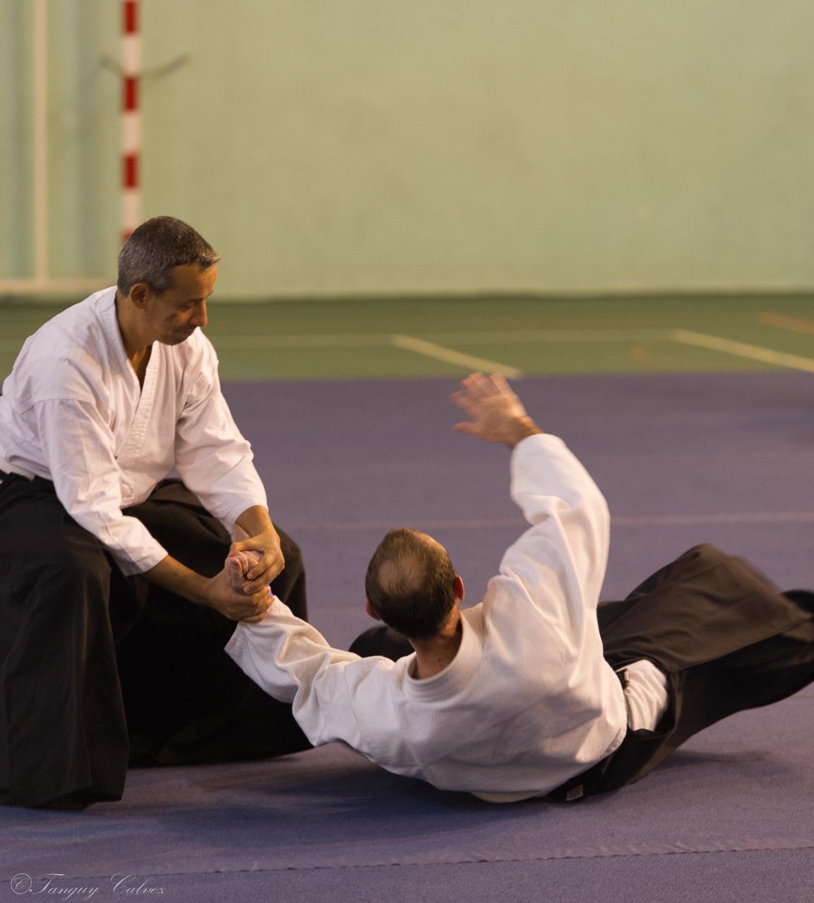 club aikido charenton le pont